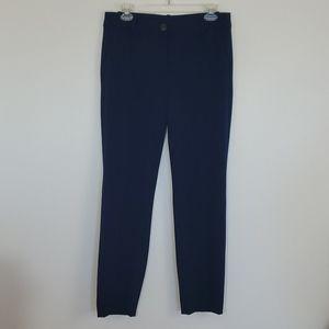 J. Crew Hi Rise Navy Slacks / Pants - 6
